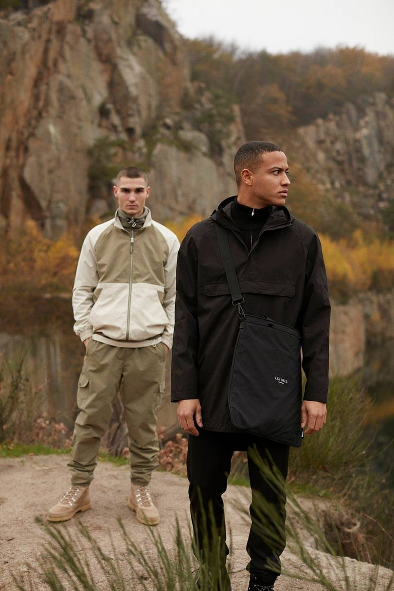 Les Deux FW21 Collection: A Nordic Perspective