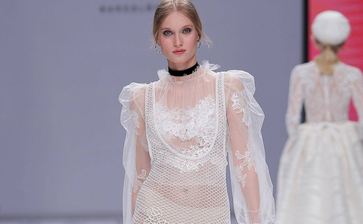 Bridal trends: 5 international labels with a rock style