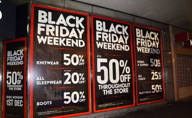 Black Friday leads to best online sales month of the year