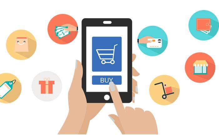 M-commerce responsible for most UK online sales