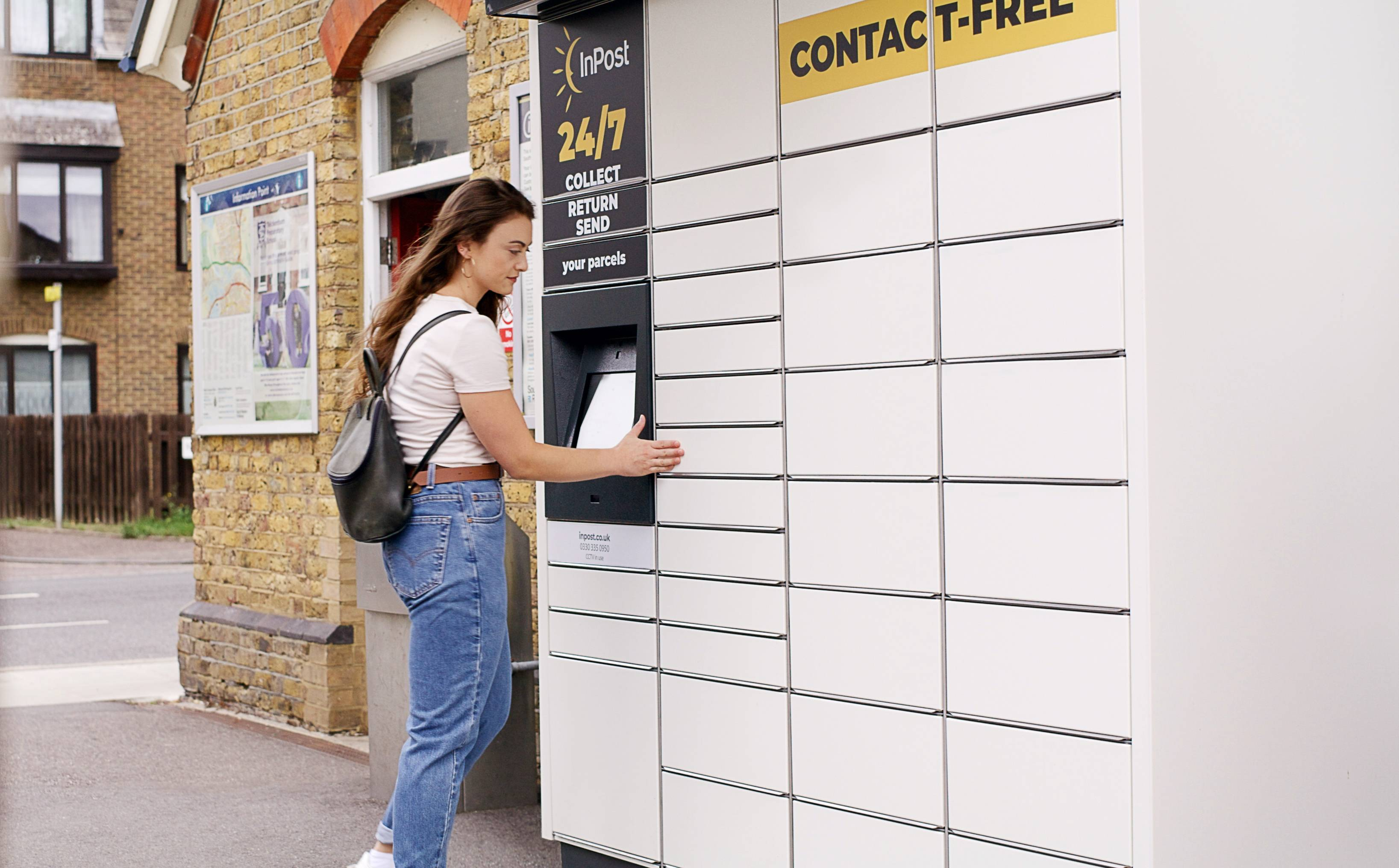 InPost launches first label-free returns service with Missguided