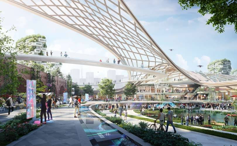 Westfield unveils the future of retail: 'Destination 2028'