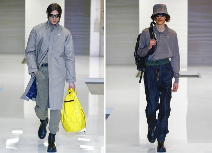 K-Way FW21 Collection: Beyond all limits