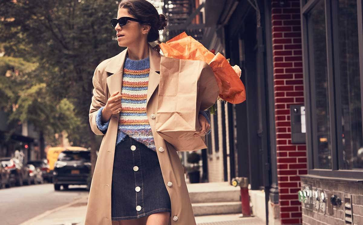 Mango taps Leandra Medine for limited-edition capsule collection