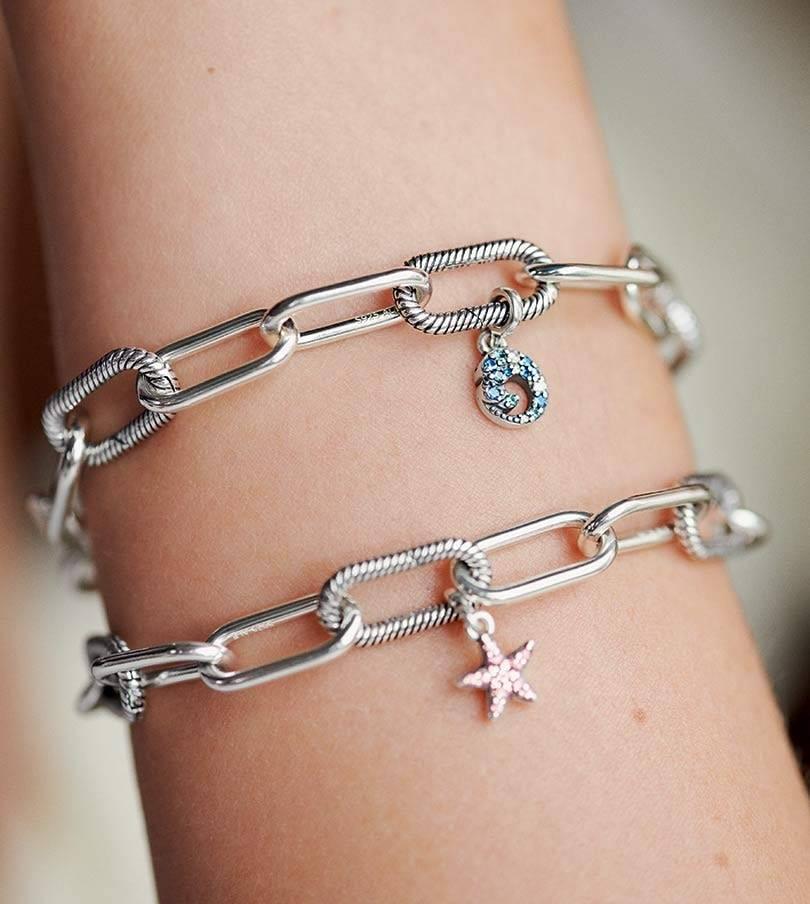 Millie Bobby Brown co-designs Pandora jewellery line