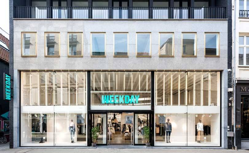 Weekday to open first UK store
