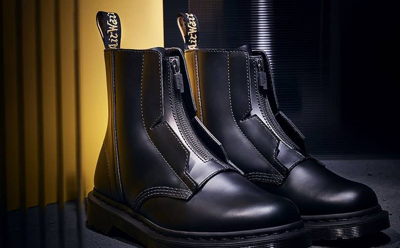 A-Cold-Wall remasters Dr. Martens 1460 boot