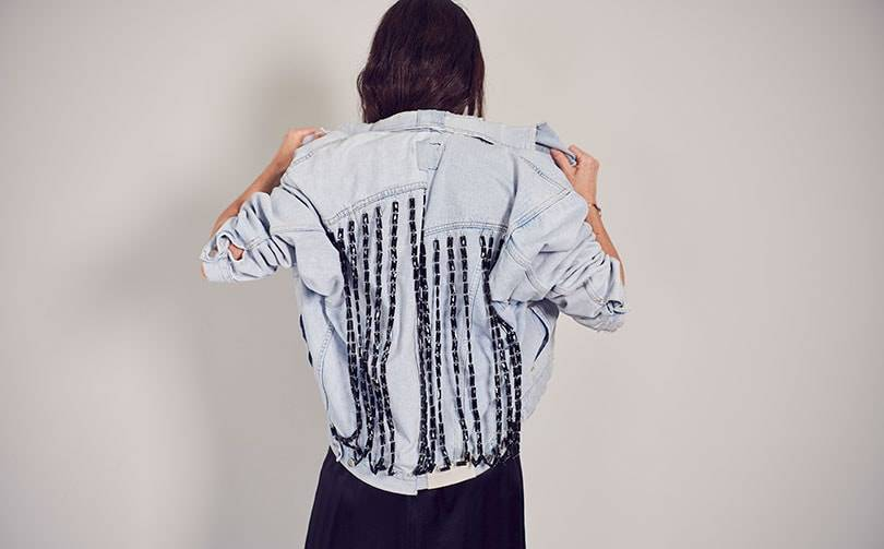E.L.V. Denim launches conscious collection with Swarovski