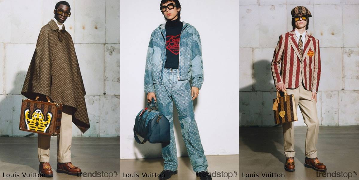 Menswear resort 2022 trends
