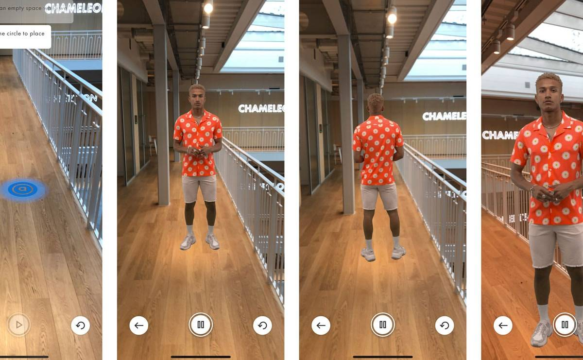10 exciting augmented reality features for fashion shoppers