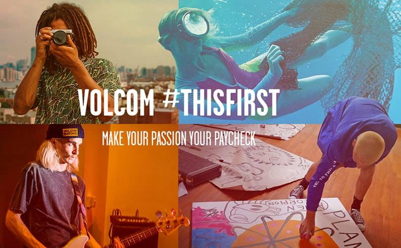 Volcom launches #ThisFirst global campaign