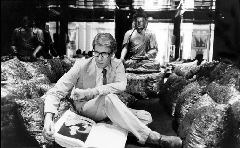 The dreamed Asia of Yves Saint Laurent: when imagination and reality become  one