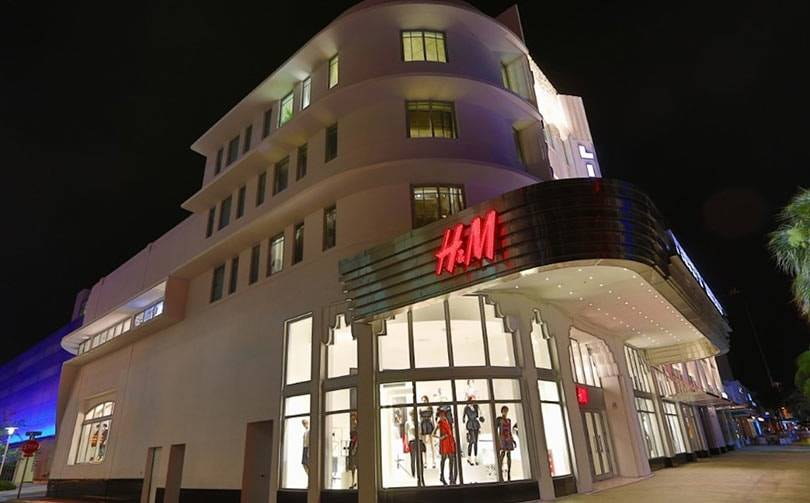 H&M to close 250 stores amid digital shift
