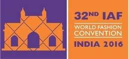 Save the date for the 32nd IAF World Fashion Convention