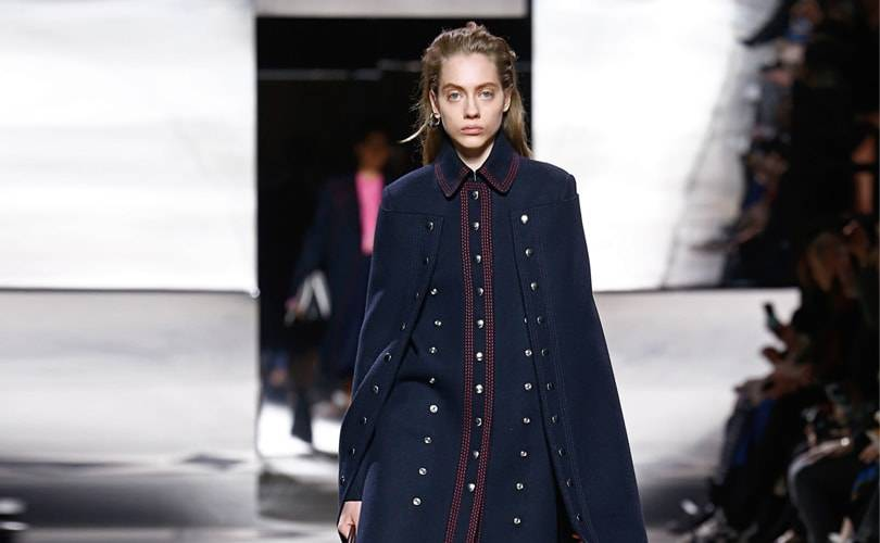 Mulberry reveals Johnny Coca's debut collection at London Fashion Week