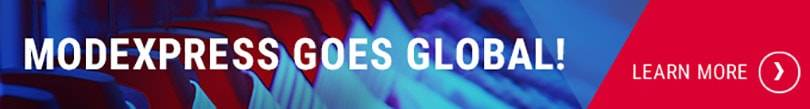 Modexpress goes global!