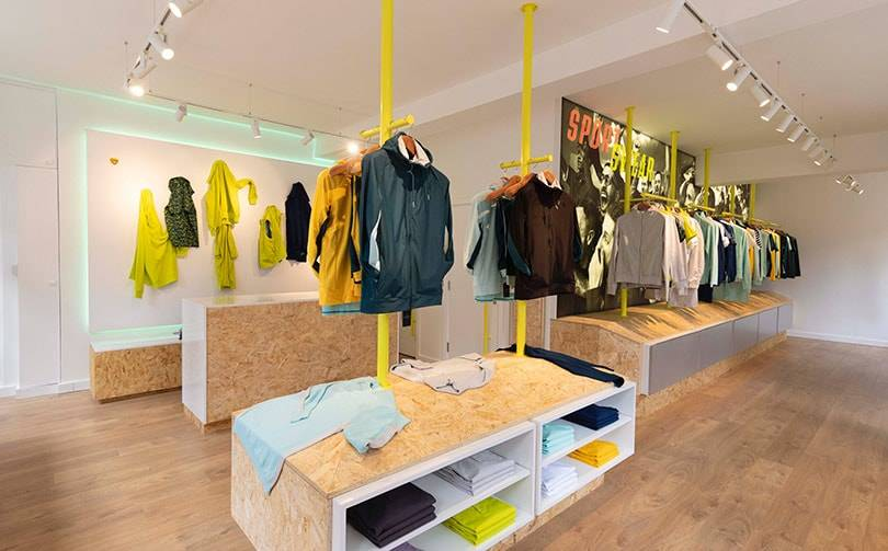 Richard James opens standalone sportswear store in London's Soho