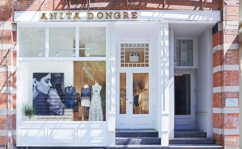 Anita Dongre launches flagship store in NY