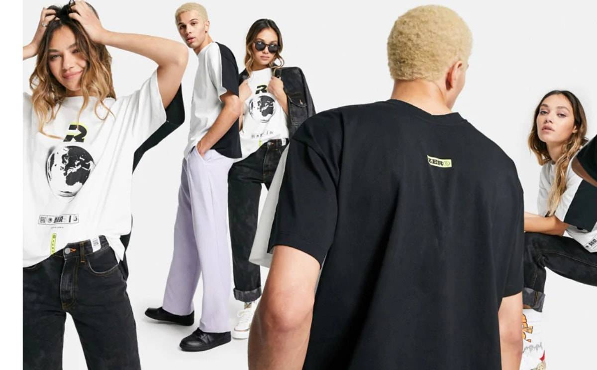 How circular is Asos' first circular fashion collection?
