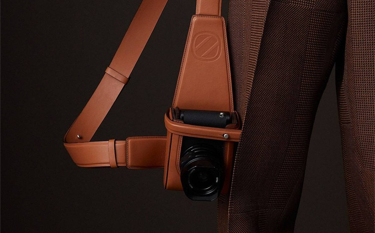 Ermenegildo Zegna teams up with Leica