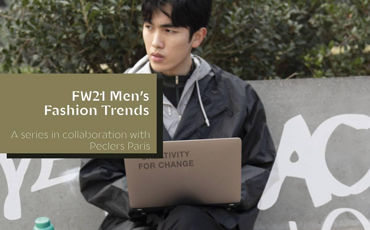 Men's Fashion Trendbook FW21 by Peclers Paris