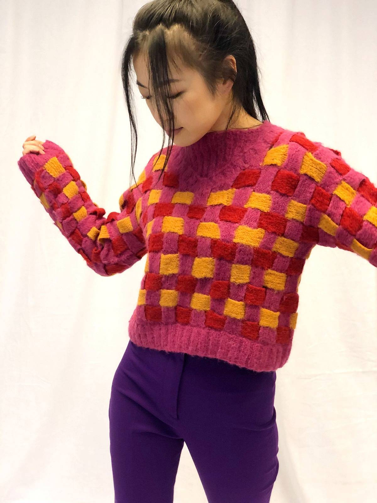 The top fashion trends 2021, and how to style them with knitwear
