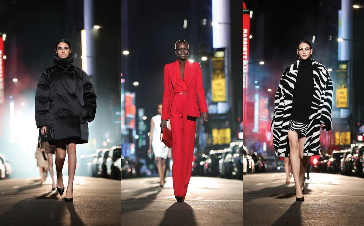 Michael Kors celebrates 40th anniversary with homage to Broadway