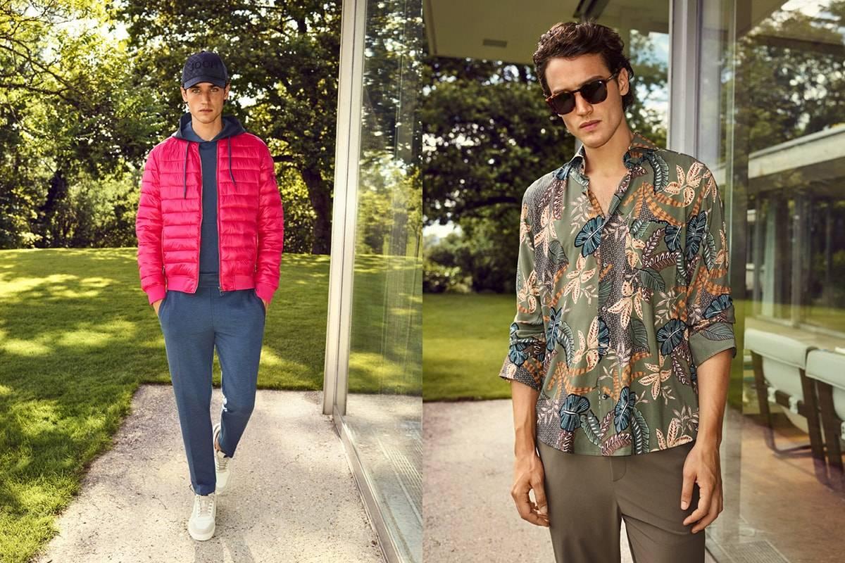 JOOP! Spring summer collection 2022: JOOP! summer stories