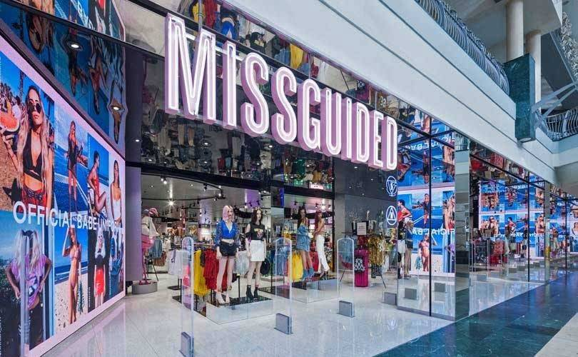Missguided partners with InPost to expand Click And Collect service