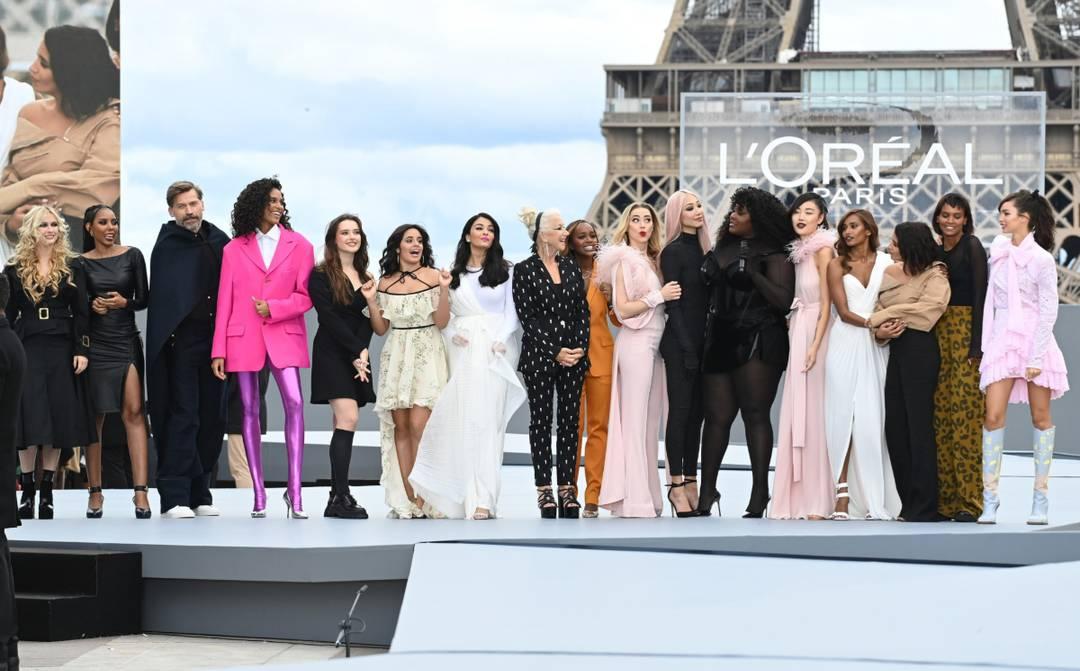 Image: Le Défilé L'Oréal Paris
