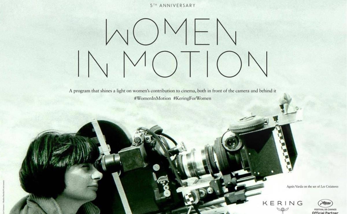 Kering extends partnership with Women in Motion
