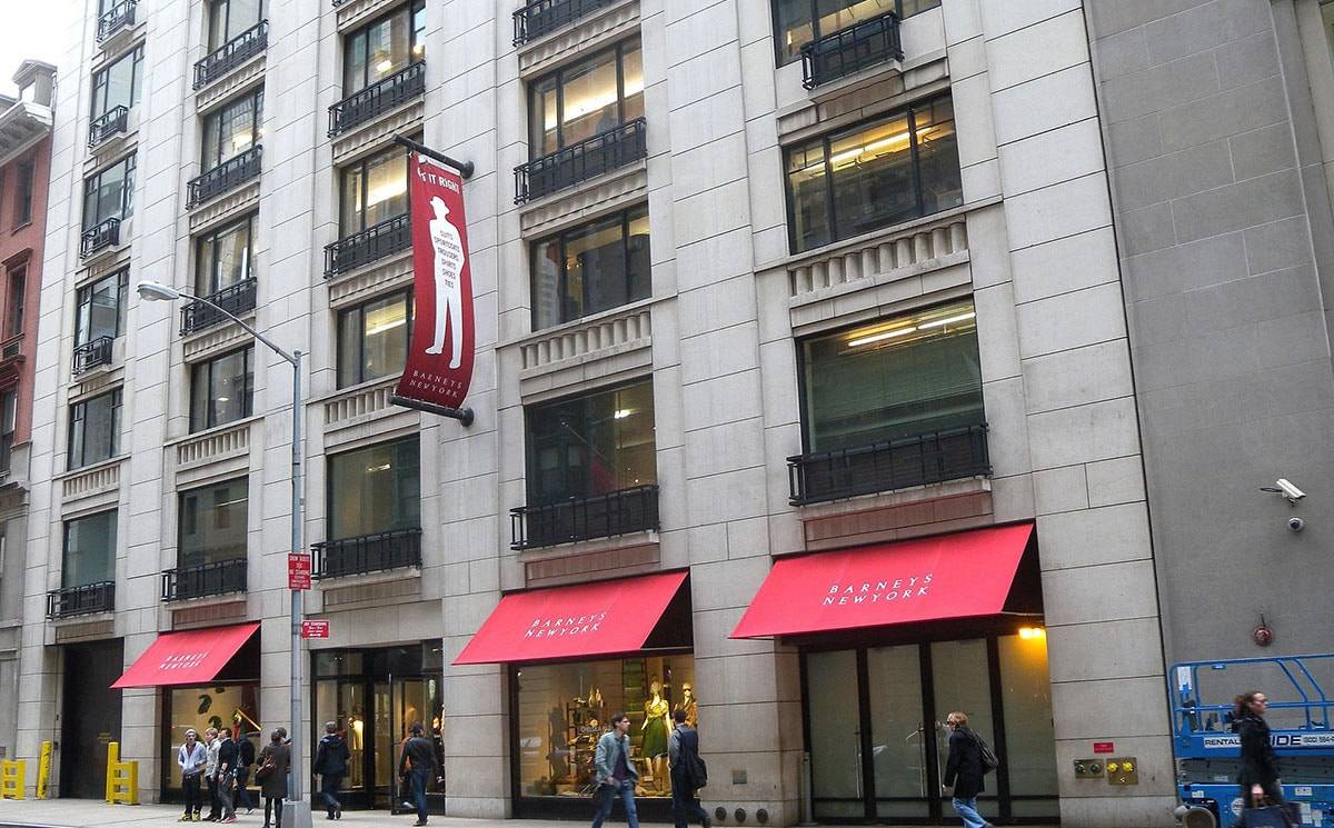 Barneys New York, the tragic ending of an iconic retailer