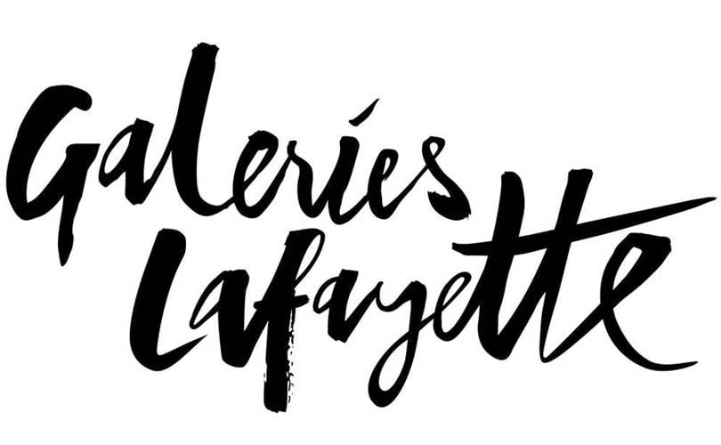 Galeries Lafayette reveals new visual identity