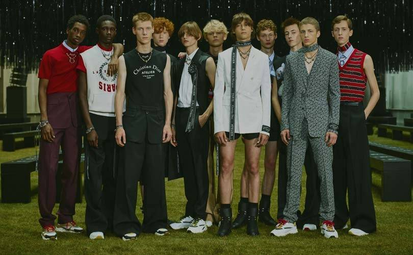 Top trends from Paris Fashion Week Men's SS18