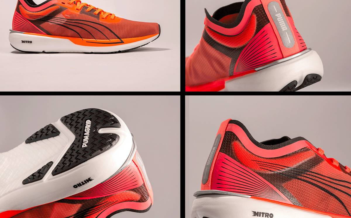 Puma adds five new running shoe styles