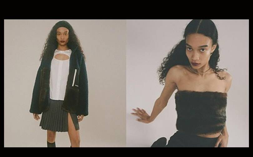Video: Sandy Liang FW21 collection at NYFW