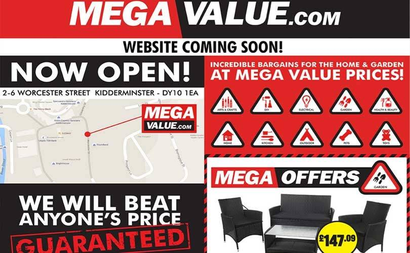 Mike Ashley adds new discount chain MegaValue to Sports Direct Group