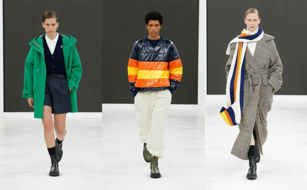 K-Way stages its first catwalk show at Pitti Uomo