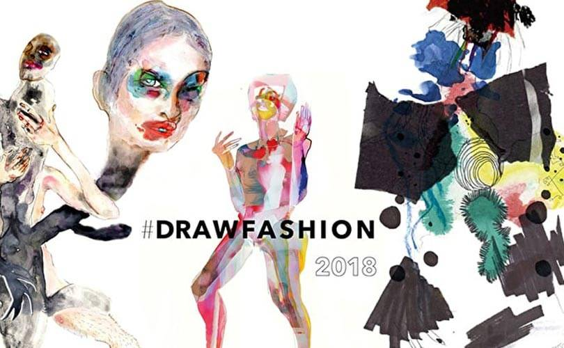 Fashion students' drawing talent to be showcased in exhibition