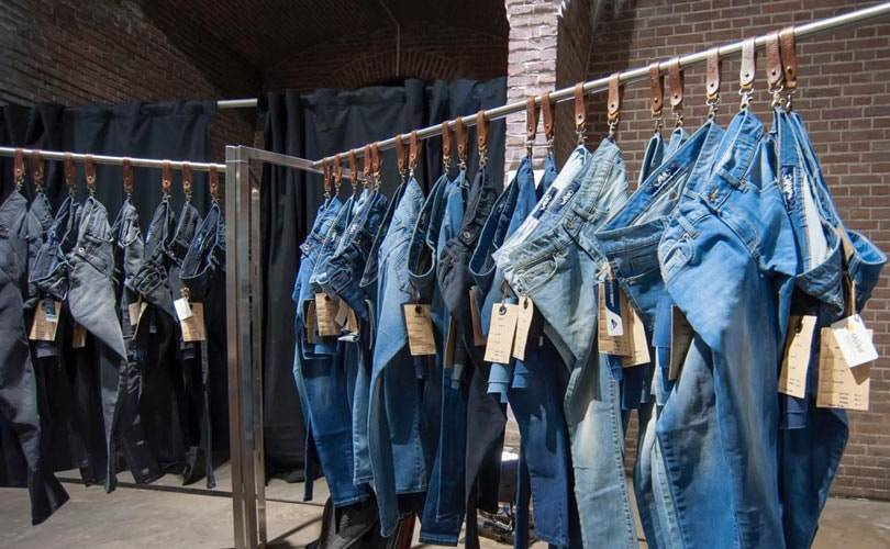 What does 'Premium' denim mean?