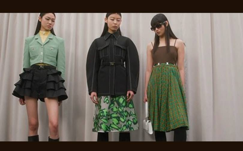 Video: Calvin Luo FW21 collection