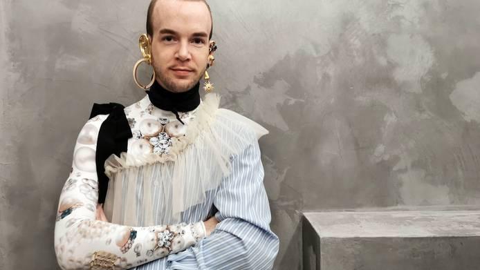 Sebastian Dahlmanns, Head of Design Viktor & Rolf: Tips on landing a job in fashion