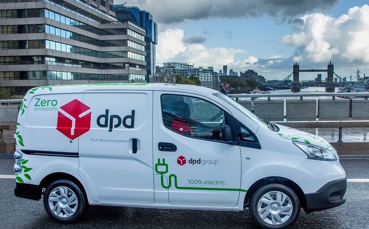 DPD launches green delivery service across the UK