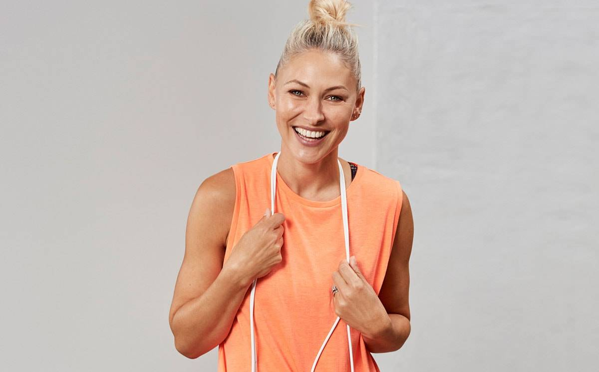 Emma Willis launches sportswear collection