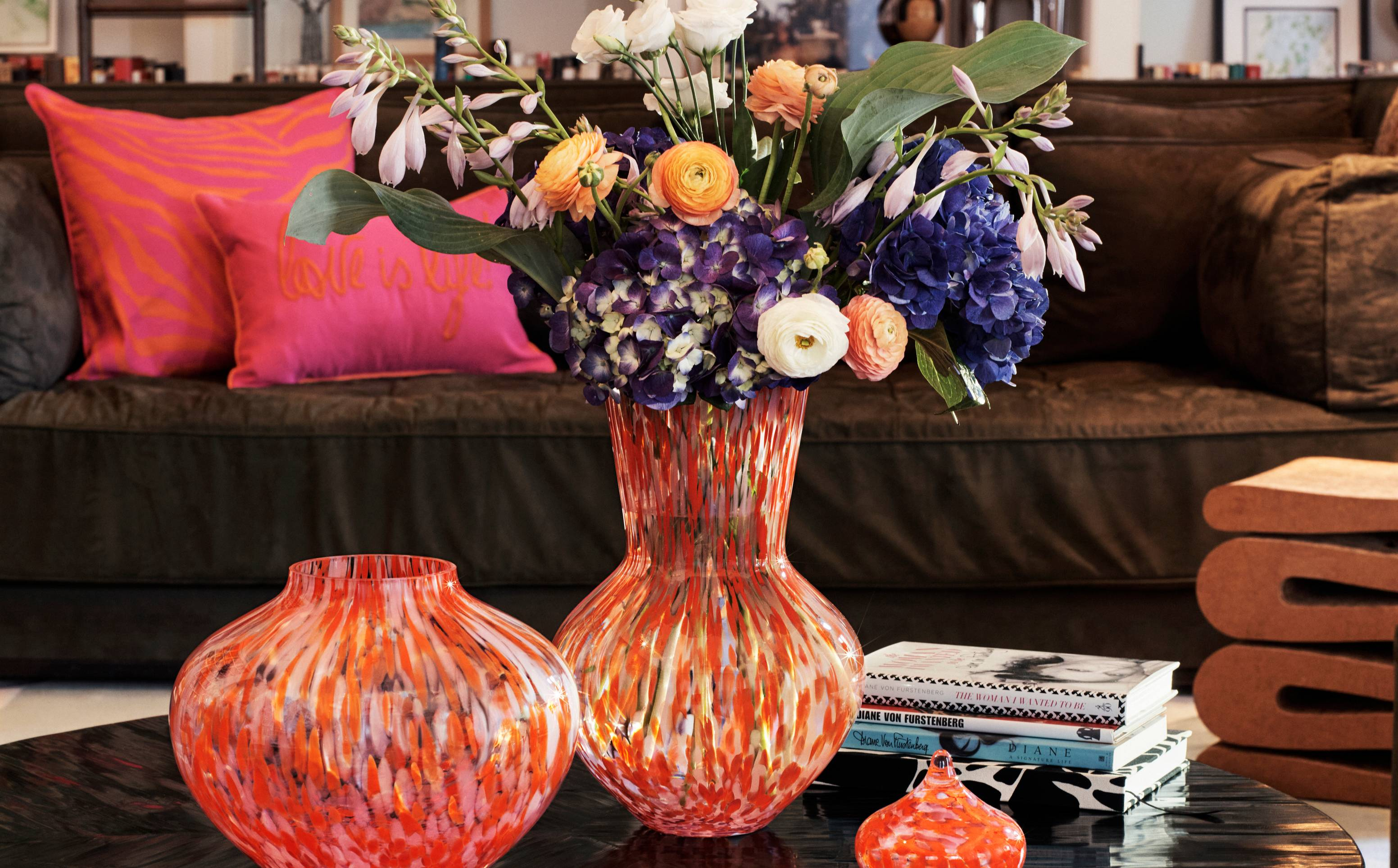 Diane von Furstenberg's interior collection for H&M Home launches