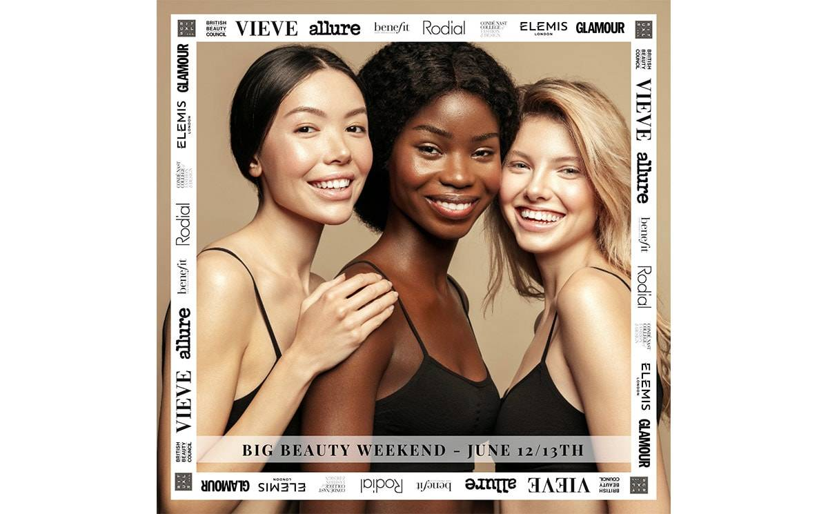 Your chance to join the Condé Nast College Big Beauty Weekend