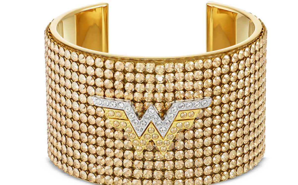Swarovski unveils DC Wonder Woman collections