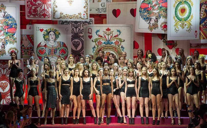 Fashion label dies with us, say Dolce and Gabbana