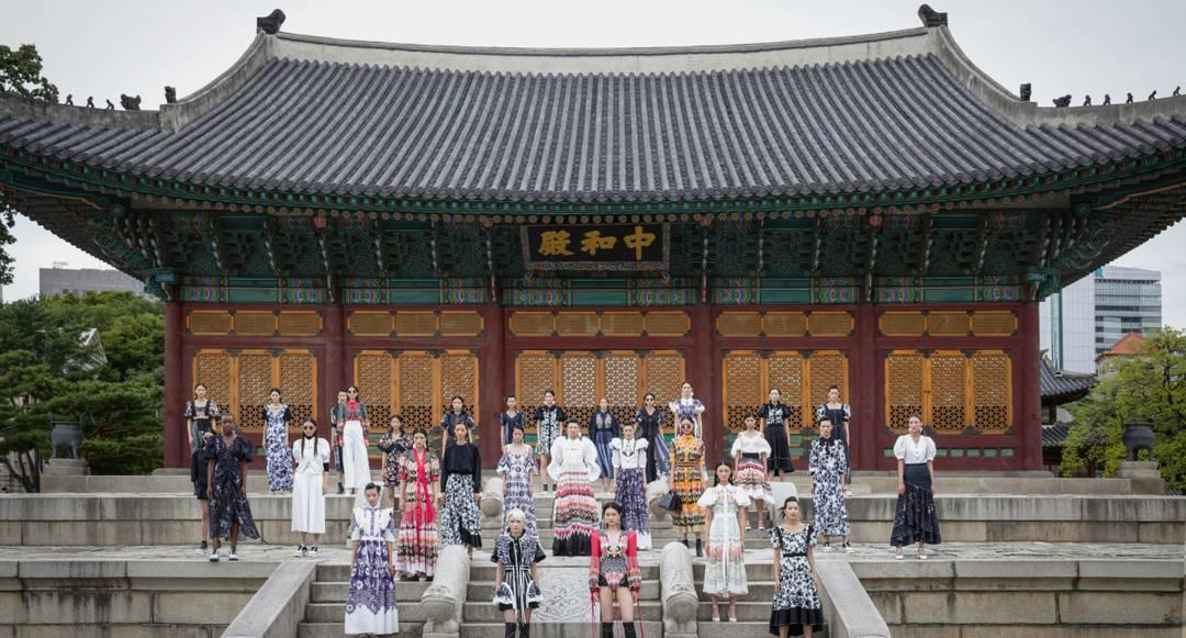 Image: Doucan Location: Deoksugung Palace Junghwajeon