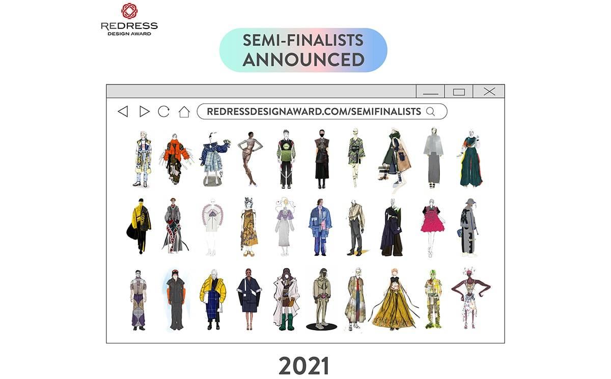 Redress Design Award gibt Vorrunden-Gewinner bekannt
